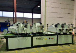 COSMA-1300 S30-V4-Brush structuring machine