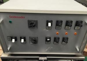 Seidenader V90-T Ampoule inspection machine