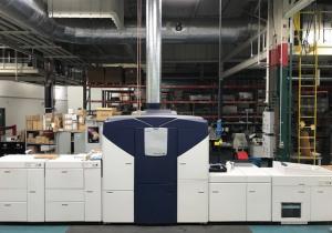 "Xerox IGEN4EC with 26"" capability"