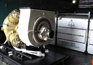Siemens TB5400 GasTurbine Core Engine