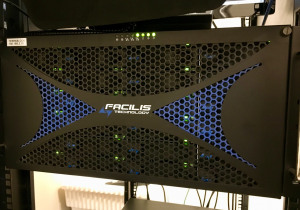 Facilis Terrablock 24EX- 48TB Avid/Premiere Pro Editing shared server