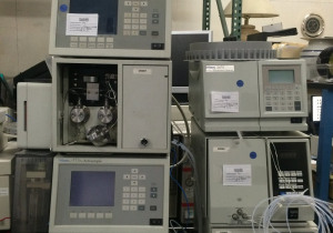 Waters HPLC Water Sampling System