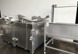 Gernal Cook and Quench system - food line