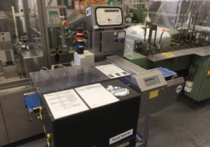Sparc Inspection Systems Trendsetter II Inline Checkweigher