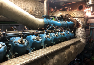 Jenbacher  616 Used Gas Generator