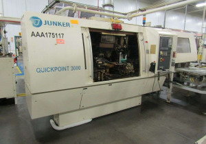 Junker Quickpoint 3000-10 Cylindrical Grinding Machine