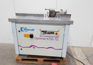 Brandt-Optimat Ktd 72-Edge Bander For Curved Panelstenonners, Edge Banders And Workcenters -
