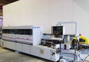Homag-Kl 78/A20/S2-Squaring And Edgebanding Machine Single Sided