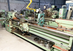 TOS SN55/2000 Lathe Machine