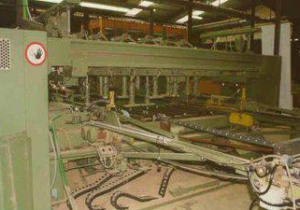 Weeke-Koch-Bst10/30-Bst10/30-Dl  Drilling And Dowelling Line