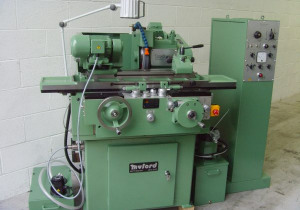 MYFORD MG12-HPM Plunge Feed Cylindrical Grinder 1988 (Re-Conditioned)