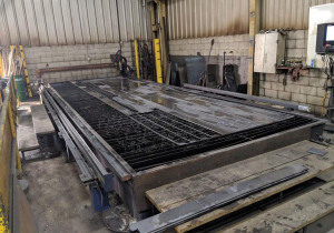 Machitech GC200 CNC Plasma Table