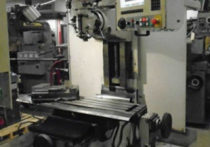 Milltronics MB18 3-Axis CNC Vertical Mill