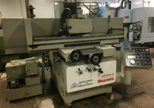 "Used Hydraulic Surface Grinder | Okamoto No. PSG-64 16"" x 24"""