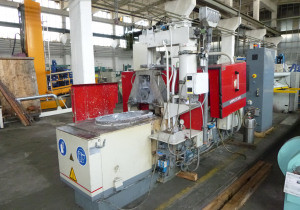 Urpe CC 25 Hot Chamber Die Casting Machine