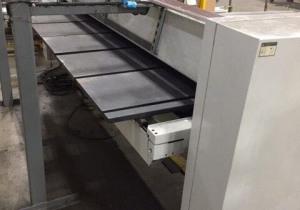 RAS 10' x 16ga CNC Folding Machine
