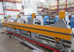 Plieuse CNC Thalmann TZ 125 - 21 pieds