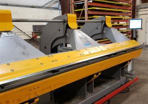 Thalmann TZ 150 - 21 Foot CNC Folding Machine