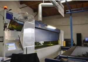 Trumpf Trulaser 1030 3,000 Watt Fiber Laser