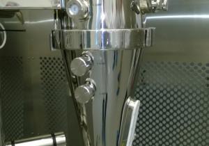 GEA Aeromatic-Fielder MP-1 Fluid Bed Granulator