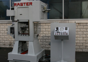 RASTER HR 30 SL Automatic Punching Press-4 Column Mechanic / Punching Machine