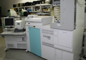 Fuji Frontier 350 Digital Printer