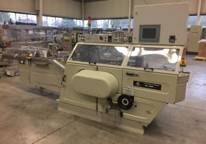 Marchesini BA150/4 (BA400) horizontal cartoning machine for bottles