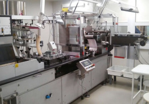 CAM MC/PMM Blister Packing Line for Tablets/Capsules