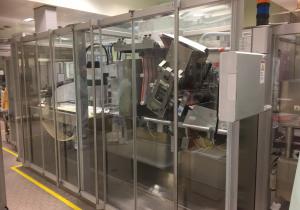 Uhlmann UPS5 ET Blister Machine for Alu/Alu
