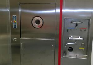 De Lama DLDR/V Hot Air Static Vacuum Drier