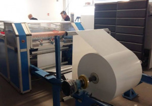 CAVALLERI SHEETER mod. CT12 SYNCRO - year 2010