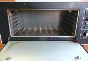 Melag Typ 255 Hot air Steriliser/Drying cabinet