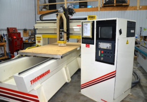 Thermwood CNC Router, Model: C-40