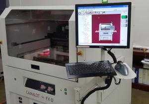 Speedline Camalot FX-D 8000-1 (2009) Dispensing System
