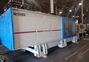 Cincinnati Milacron Powerline NT750 130 Injection Molding Machine (2005)