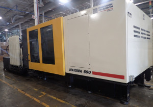 Ferromatik/Cincinnati Milacron Maxima 650 (2005) Injection Molding Machine