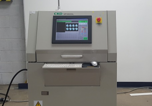 Omron Solder Paste Inspection System