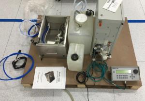 Sono-Tek Corporation SonoFlux 2000F Stationary Ultrasonic Spray Fluxing System (2011)