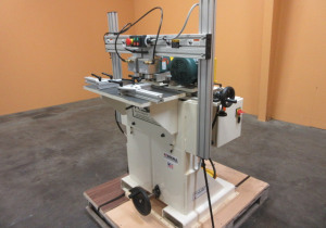 RITTER R8023 HORIZONTAL BORING MACHINE
