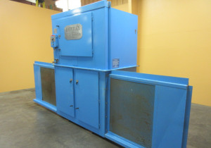 DENRAY 85120 DUST BOOTH