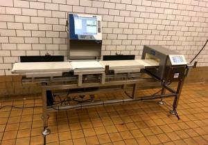 Cassel/Teltek METAL SHARK 2/C60 Metal detector/Checkweigher
