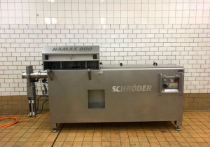 Whole muscle stuffer Schröder HAMAX 800