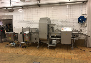 Batter Mixer/Batter Applicator/Rotocrumb Stork Titan TB 150/TEM 630/TRC 630