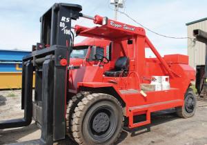 Bristol Rs 80-100 Rigger Special Forklift