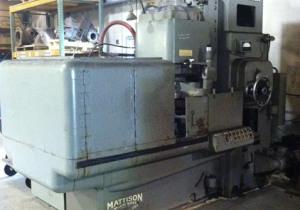 Mattison Rotary Surface Grinder