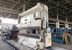 175 Ton X 12' Cincinnati Cbii Hydraulic Press Brake
