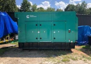 Cummins DQDAA Diesel generator
