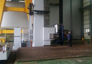 Wuhan Cnc Floor Type Boring Mill