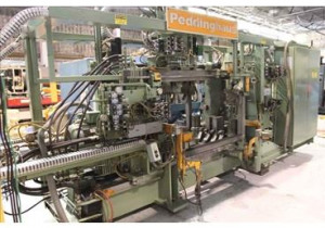 Peddinghaus Tdk 1250/9G Beam Drill Line