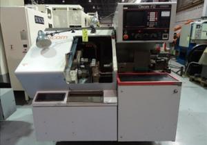 Citizen F12 Automatic Swiss Type Cnc Screw Machine